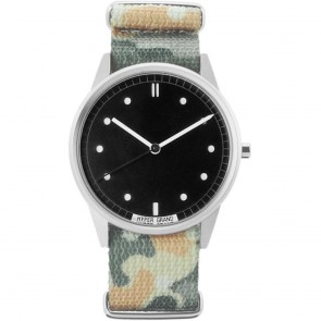 HyperGrand Watch - 01NATO - Woodland Camo