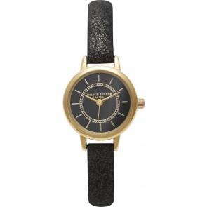 Olivia Burton Watch - Colour Crush - Black Sparkle & Gold