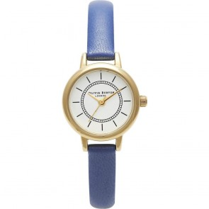Olivia Burton Watch - Colour Crush - Electric Blue & Gold
