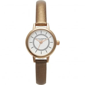 Olivia Burton Watch - Colour Crush - Brown Metallic & Rose Gold