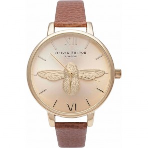 Olivia Burton Watch - Woodland - Moulded Bee