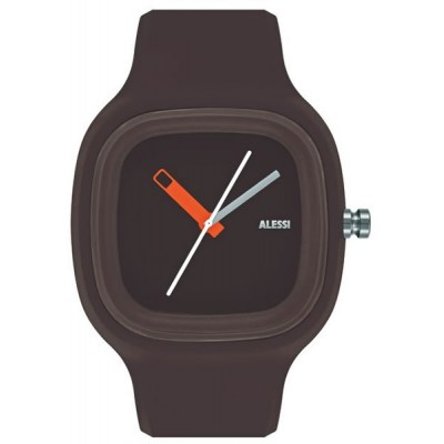 Alessi Watch - Kaj - Brown