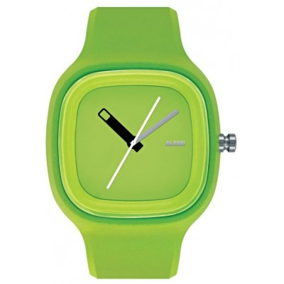 Alessi Watch - Kaj - Green