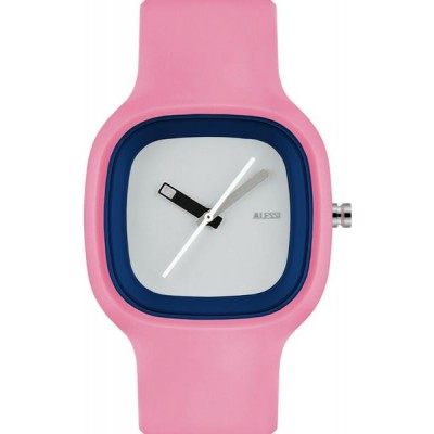 Alessi Watch - Kaj - White/Pink
