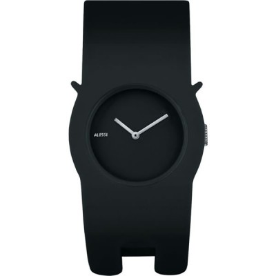 Alessi Watch - Neko - Black