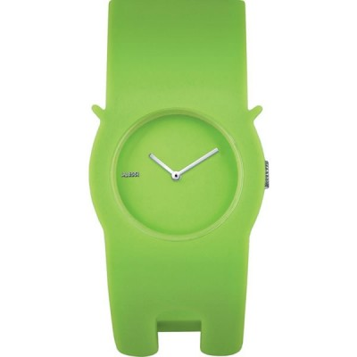 Alessi Watch - Neko - Green