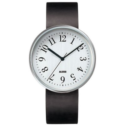 Alessi Watch - Record - Black - Medium