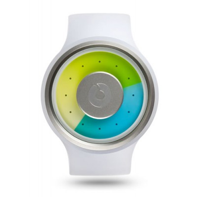 ZIIIRO Watch - Proton - Milky White