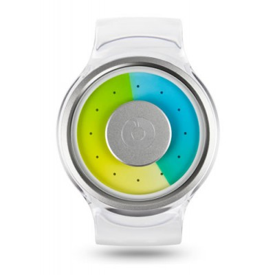 ZIIIRO Watch - Proton - Transparent