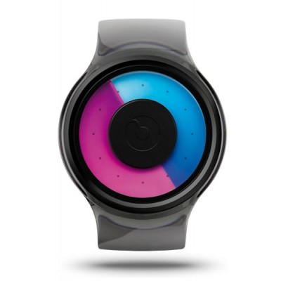 ZIIIRO Watch - Proton - Black Purple